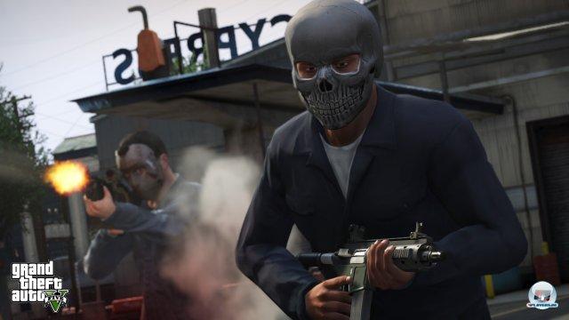 Screenshot - Grand Theft Auto 5 (360) 92460416