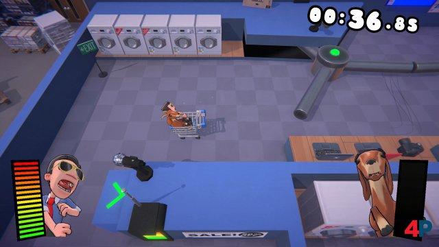 Screenshot - Supermarket Shriek (PC)