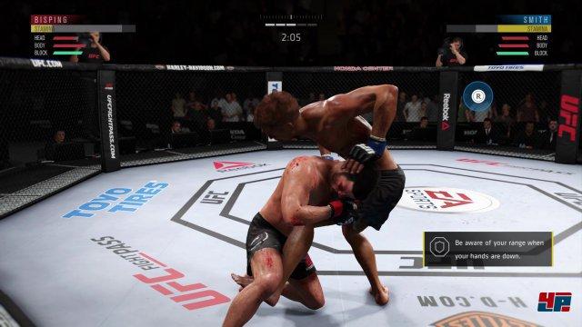 Screenshot - EA Sports UFC 3 (PS4) 92558944