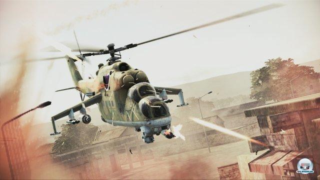Screenshot - Ace Combat: Assault Horizon (360) 2262277