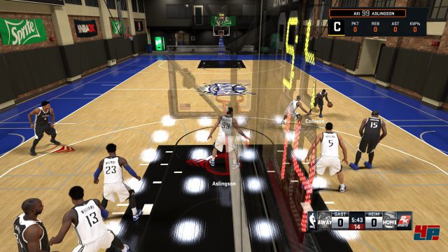 Screenshot - NBA 2K15 (PlayStation4) 92492101