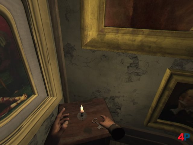 Screenshot - Layers of Fear (PS4, PlayStationVR) 92641076