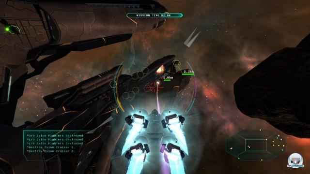 Screenshot - Star Raiders (PC) 2223318