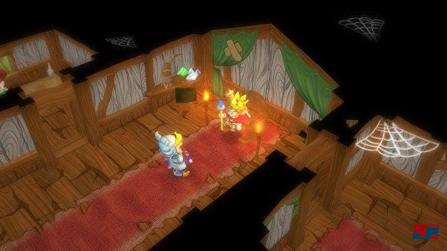 Screenshot - Little King's Story (PC)
