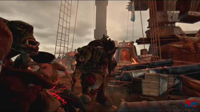 Screenshot - Man O' War: Corsair (Linux)