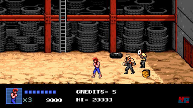 Screenshot - Double Dragon 4 (PC) 92540703