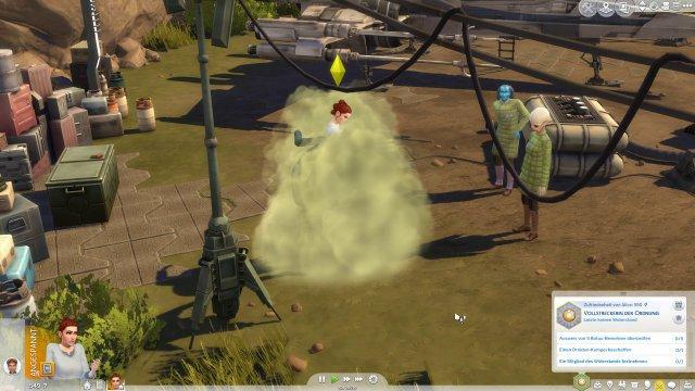 Screenshot - Die Sims 4 Star Wars: Reise nach Batuu-Gameplay-Pack (PC) 92624173