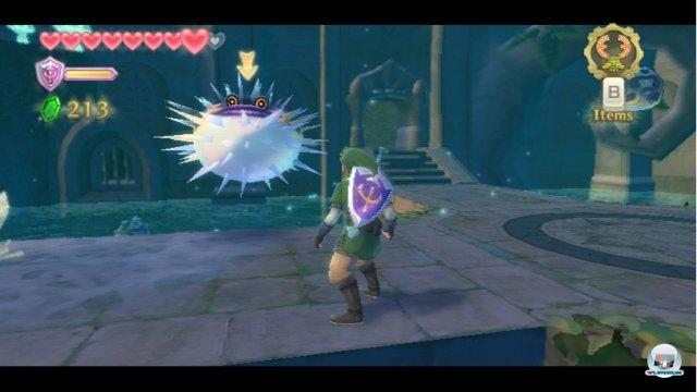 Screenshot - The Legend of Zelda: Skyward Sword (Wii) 2276562