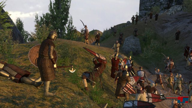 Screenshot - Mount & Blade: Warband (PlayStation4) 92522966