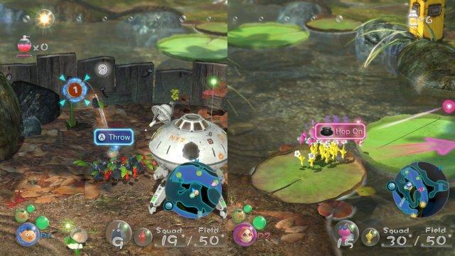Screenshot - Pikmin 3 (Switch) 92627141