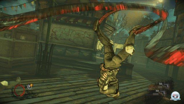 Screenshot - The Darkness II (360) 2318147