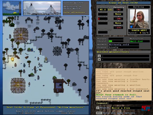 Screenshot - Unreal World (Linux) 92520775
