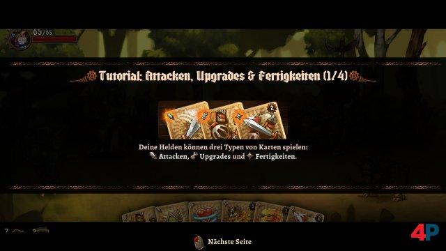 Screenshot - SteamWorld Quest: Hand of Gilgamech (PC) 92590770
