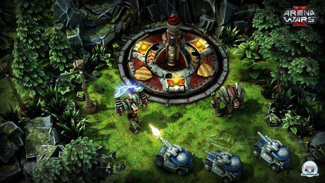 Screenshot - Arena Wars 2 (PC)