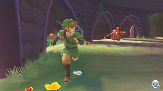 Screenshot - The Legend of Zelda: Skyward Sword (Wii) 2243434