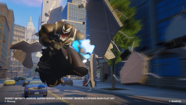 Screenshot - Disney Infinity 2.0: Marvel Super Heroes (360) 92484594