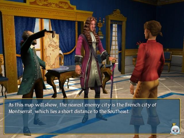 Screenshot - Sid Meier's Pirates! (iPad) 2242102