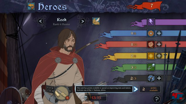 Screenshot - The Banner Saga 2 (PC) 92524981