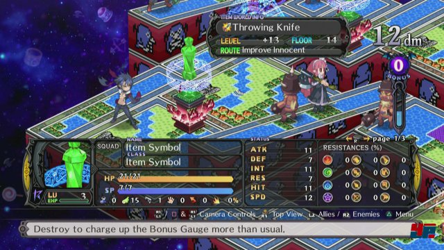 Screenshot - Disgaea 5: Alliance of Vengeance (PlayStation4) 92508596