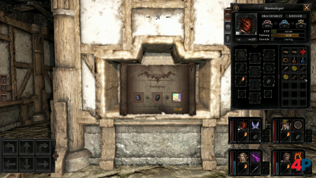 Screenshot - Dungeon of Dragon Knight (PC) 92592389
