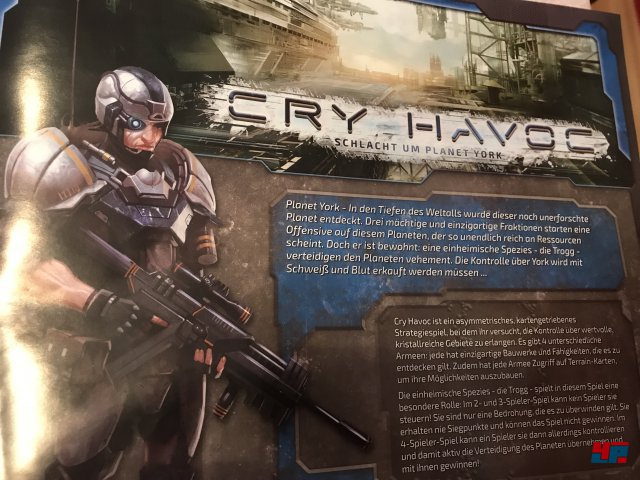 Screenshot - Cry Havoc (Spielkultur) 92559230