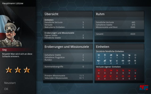 Screenshot - Panzer Tactics HD (iPad) 92482721