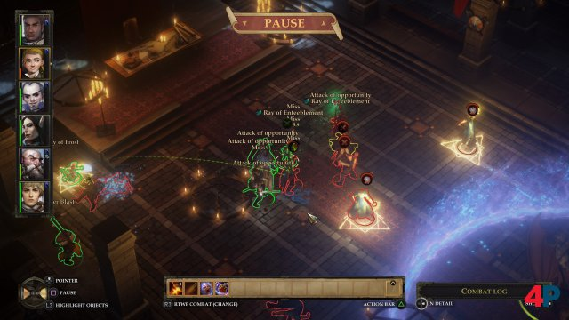 Screenshot - Pathfinder: Kingmaker (PS4)