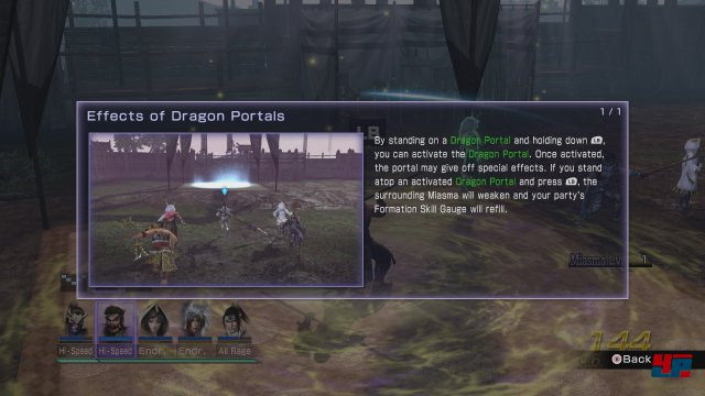 Screenshot - Warriors Orochi 3 Ultimate (PlayStation4) 92490089