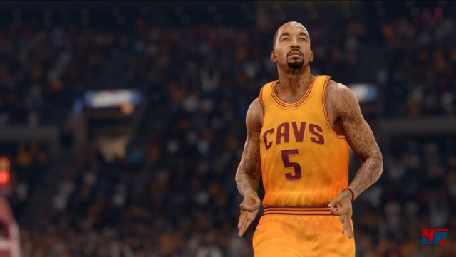 Screenshot - NBA Live 16 (PlayStation4)