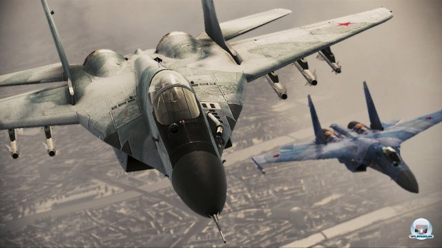 Screenshot - Ace Combat: Assault Horizon (360) 2260112