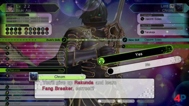 Screenshot - Tokyo Mirage Sessions #FE (Switch) 92604247