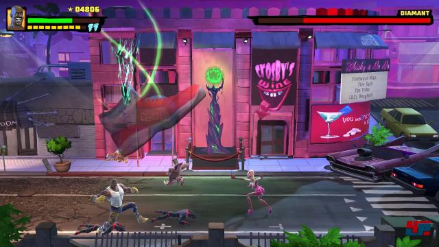 Screenshot - Shaq Fu: A Legend Reborn (PS4) 92569394