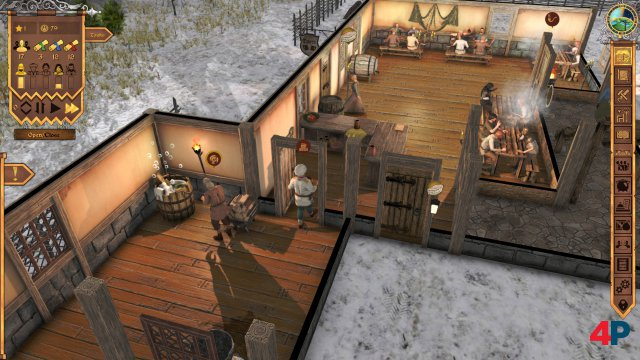 Screenshot - Crossroads Inn (PC)