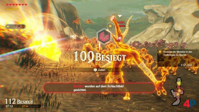 Screenshot - Hyrule Warriors: Zeit der Verheerung (Switch) 92629182