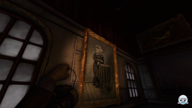 Screenshot - Amnesia: A Machine for Pigs (PC) 92468642