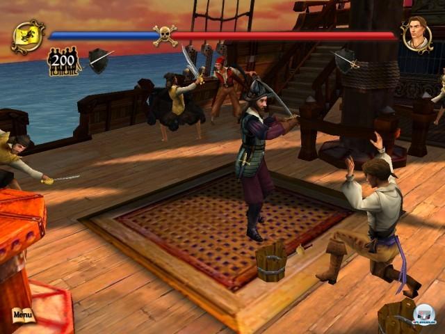 Screenshot - Sid Meier's Pirates! (iPad) 2242138