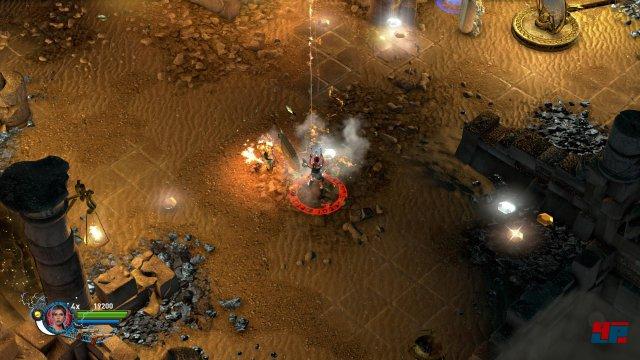 Screenshot - Lara Croft und der Tempel des Osiris (PC) 92496319