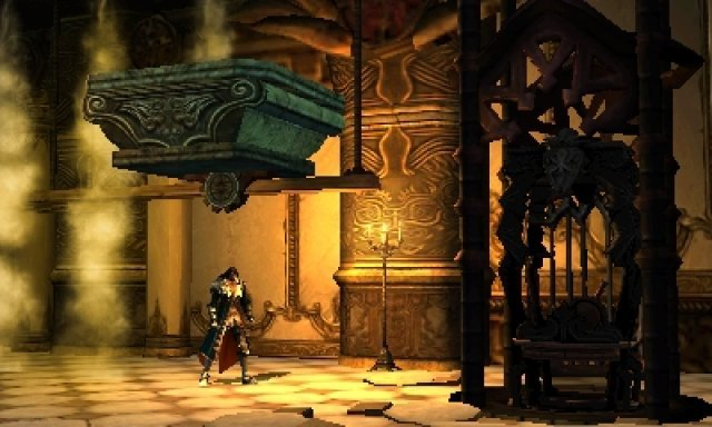 Screenshot - Castlevania: Lords of Shadow - Mirror of Fate (3DS) 92418522