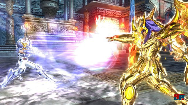 Screenshot - Saint Seiya: Soldiers' Soul (PC) 92505191