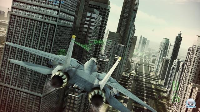 Screenshot - Ace Combat: Assault Horizon (360) 2249072