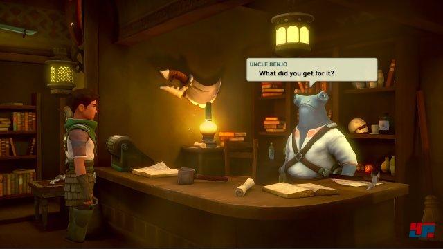Screenshot - Earthlock: Festival of Magic (PC) 92531626