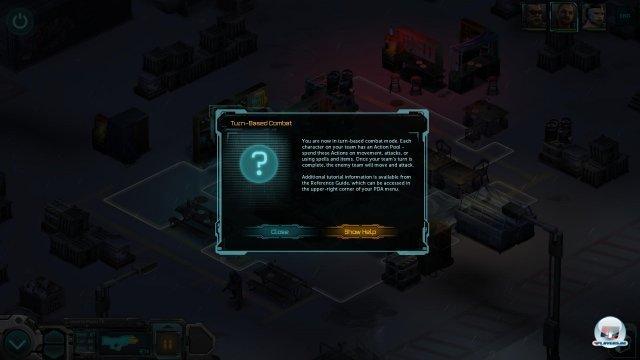 Screenshot - Shadowrun Returns (PC) 92465689