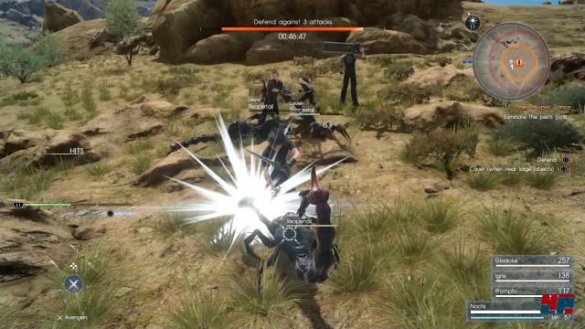 Screenshot - Final Fantasy 15 (PS4) 92531187