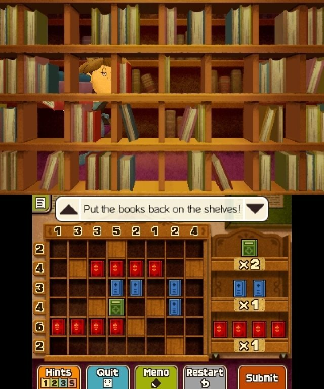 Screenshot - Professor Layton and the Azran Legacy (3DS) 92466011