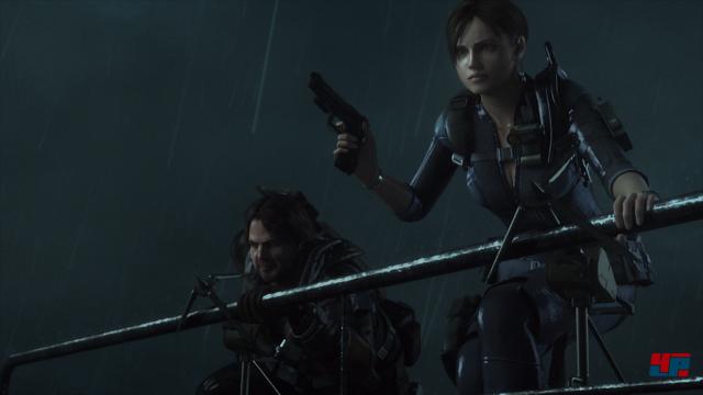 Screenshot - Resident Evil: Revelations (PS4) 92552479