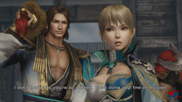 Screenshot - Warriors Orochi 3 Ultimate (PlayStation4) 92490087