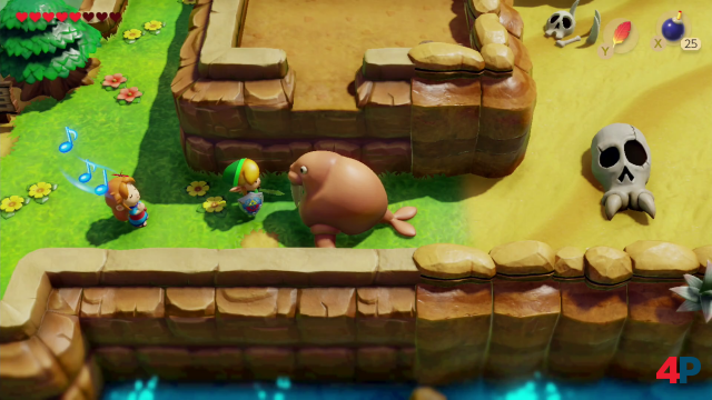 Screenshot - The Legend of Zelda: Link's Awakening (Switch) 92596545