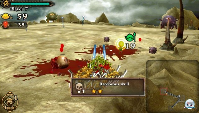 Screenshot - Army Corps of Hell (PS_Vita)