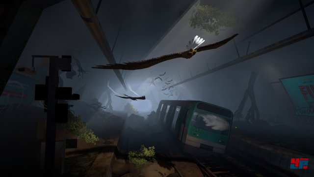 Screenshot - Eagle Flight (HTCVive)