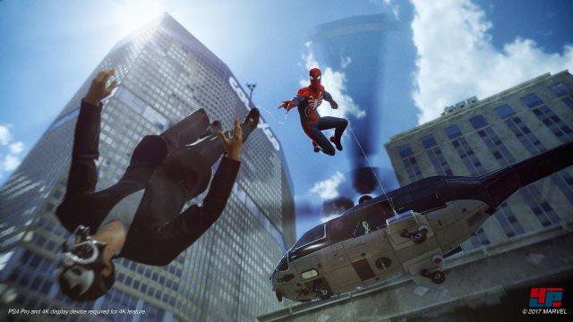 Screenshot - Spider-Man (PS4) (PS4) 92547665